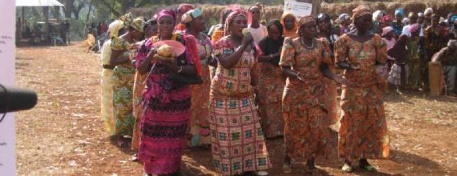 Association des Femmes dynamiques de Makouen Menka