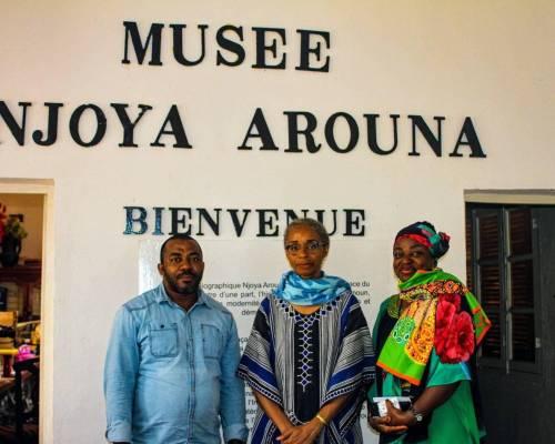Bienvenue au Musée Njoya Arouna