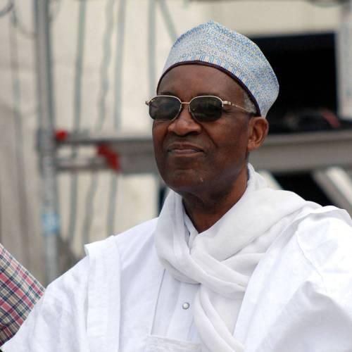 Dr Adamou Ndam Njoya