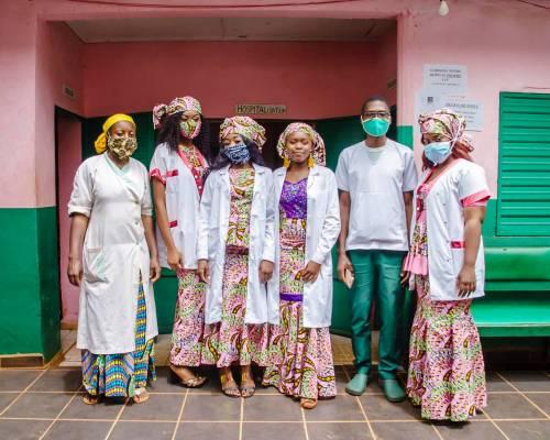centre medical maternite de foumban
