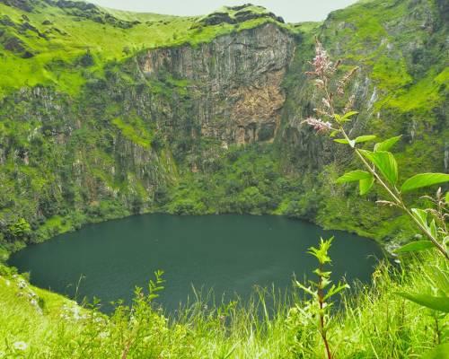 lac cratere du mont mbapit