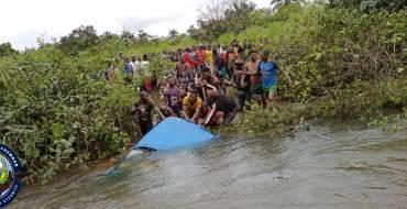 Incident Grave ce Matin sur le Pont  Mfû Frontière Koutaba–Foumban