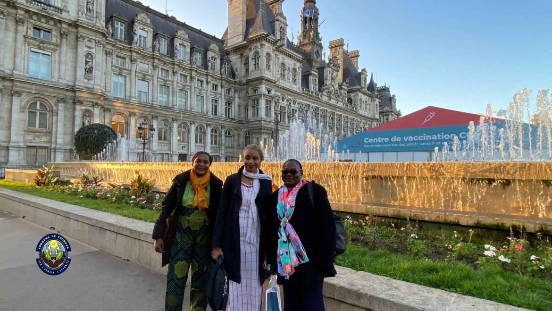 Conférence de Paris en Partenariat avec l'AIMF